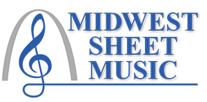 Midwest Sheet Music Logo